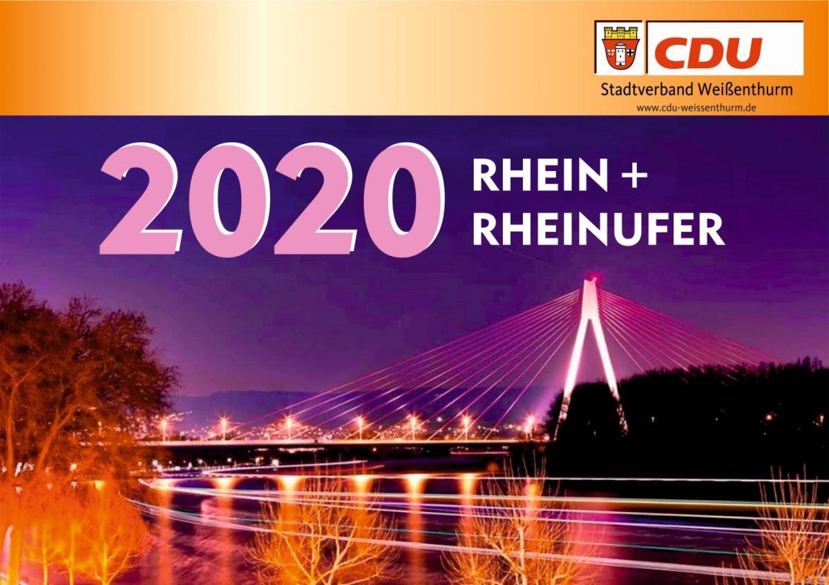 Weißenthurmer Kalender 2020